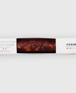 Iberico dry-cured sausage