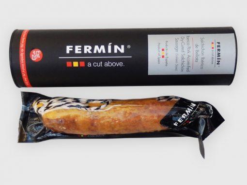 Iberico acorn-fed dry-cured salami sausage 0.8lb