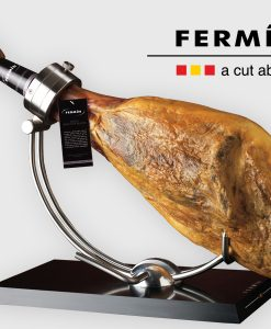Fermin bone-in acorn-fed Iberico pork ham
